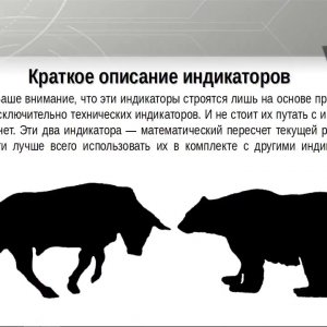 Индикатор Bulls & Bears power