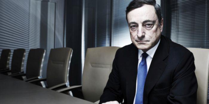 4933Президент ЕЦБ Марио Драги